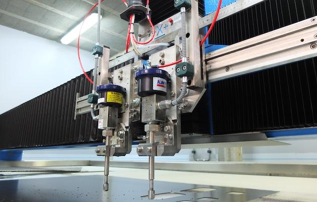 Etude production - jet d eau